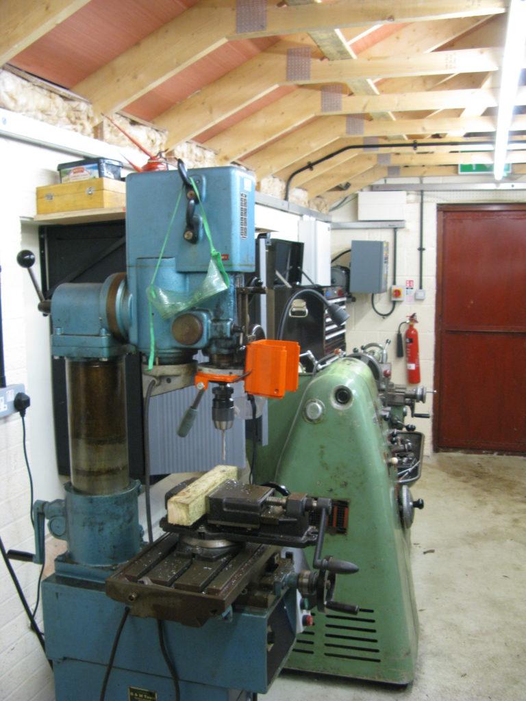 Arboga Mill/Drill